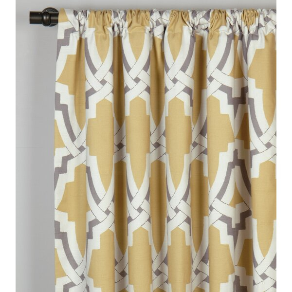 Door Curtains | Wayfair Intended For Davis Patio Grommet Top Single Curtain Panels (View 20 of 39)