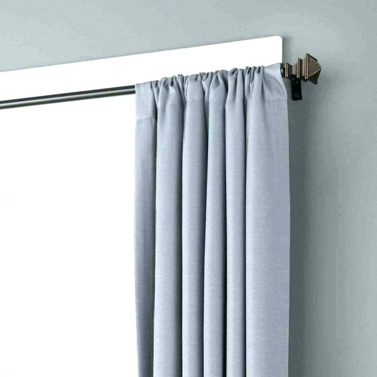 Inspiration about Double Wide Curtains – Liampozz With Regard To Signature Extrawide Double Layer Sheer Curtain Panels (#48 of 50)