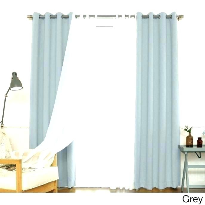 Double Width Draperies Extra Wide Sheer Grommet Curtains In Signature Extrawide Double Layer Sheer Curtain Panels (#15 of 50)