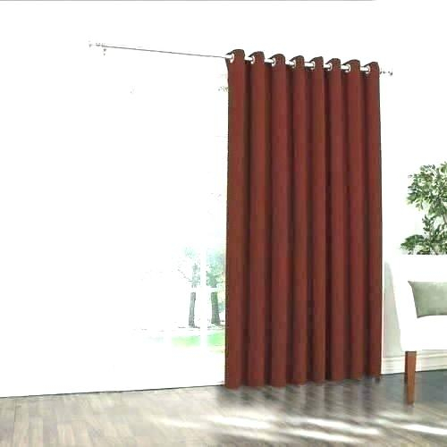 Inspiration about Double Width Drapes Curtains Draperies Ideas Wide Blackout W Within Faux Linen Extra Wide Blackout Curtains (#29 of 50)