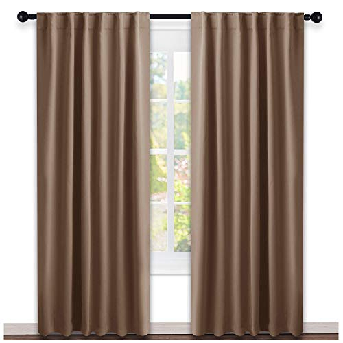 Draperies & Curtains – Miami Auction Express Pertaining To Primebeau Geometric Pattern Blackout Curtain Pairs (#11 of 38)