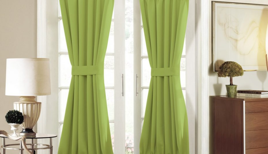 Drapery Interior Curtain South Window Pole Privacy Panels In Insulated Cotton Curtain Panel Pairs (#17 of 50)