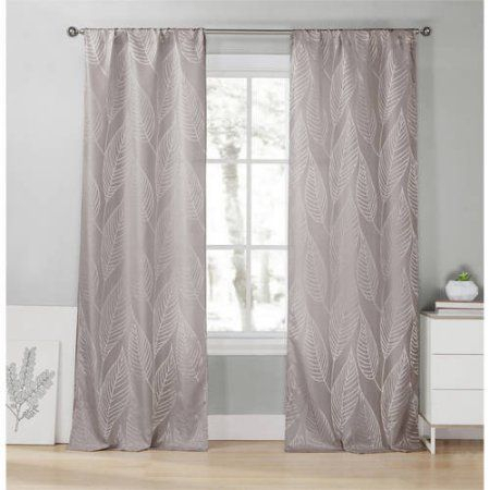Inspiration about Duck River Textiles Leah Pole Top Pair Panel, Gray Within Leah Room Darkening Curtain Panel Pairs (#12 of 50)