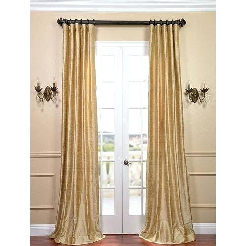 Inspiration about Dupioni Silk Curtains – Kankash.co For Vintage Faux Textured Dupioni Silk Curtain Panels (#45 of 50)