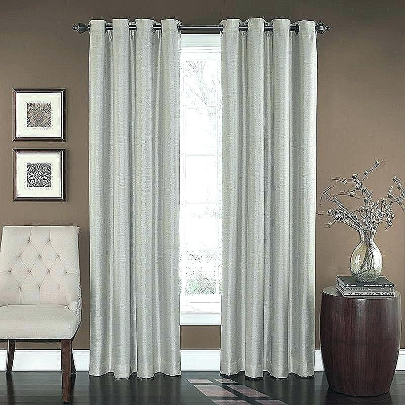 Eclipse Blackout Curtains Review | Flisol Home Intended For Eclipse Darrell Thermaweave Blackout Window Curtain Panels (#11 of 50)