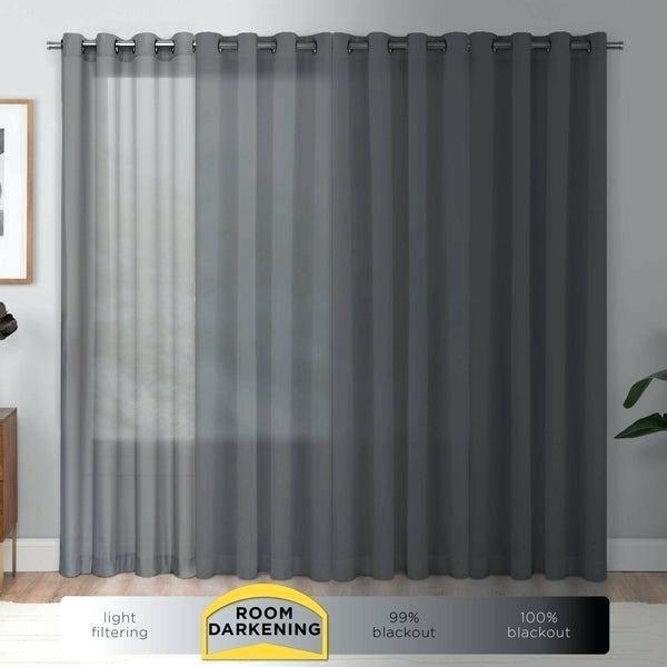 Eclipse Blackout Panel Kids Microfiber Blackout Window Intended For Thermaback Blackout Window Curtains (#10 of 36)