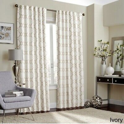 Eclipse Caprese Thermalayer Blackout Window Curtain – $ (View 14 of 41)
