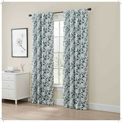Eclipse Caprese Thermalayer Blackout Window Curtain – $ (View 12 of 30)