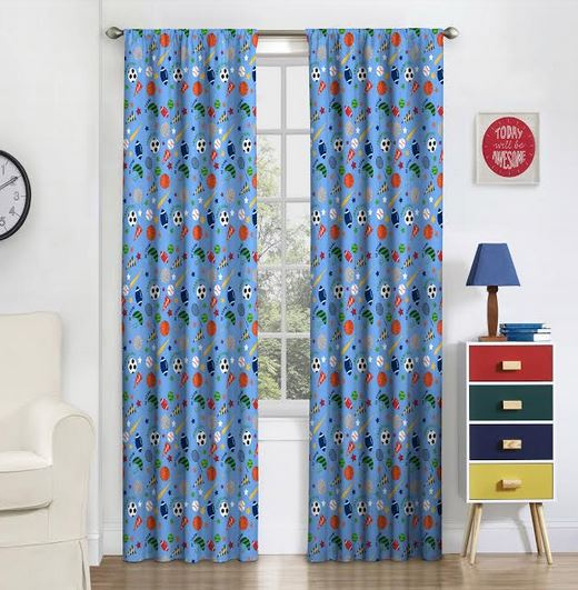 Eclipse Curtains: Blackout And Noise Reducing Curtains In Throughout Thermaback Blackout Window Curtains (#14 of 36)