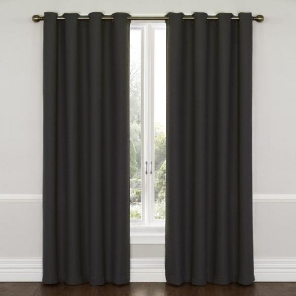 Eclipse Curtains – Buy Eclipse Curtains At Best Price In For Eclipse Darrell Thermaweave Blackout Window Curtain Panels (#12 of 50)