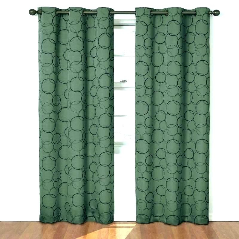 Eclipse Curtains Eclipse Blackout Window Curtain Panel Pertaining To Meridian Blackout Window Curtain Panels (#13 of 50)