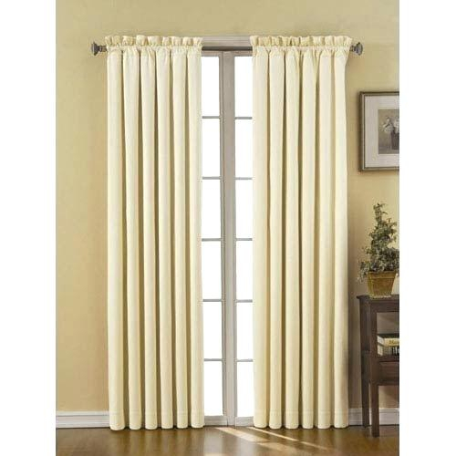Eclipse Curtains Eclipse Blackout Window Curtain Panel Within Meridian Blackout Window Curtain Panels (#14 of 50)
