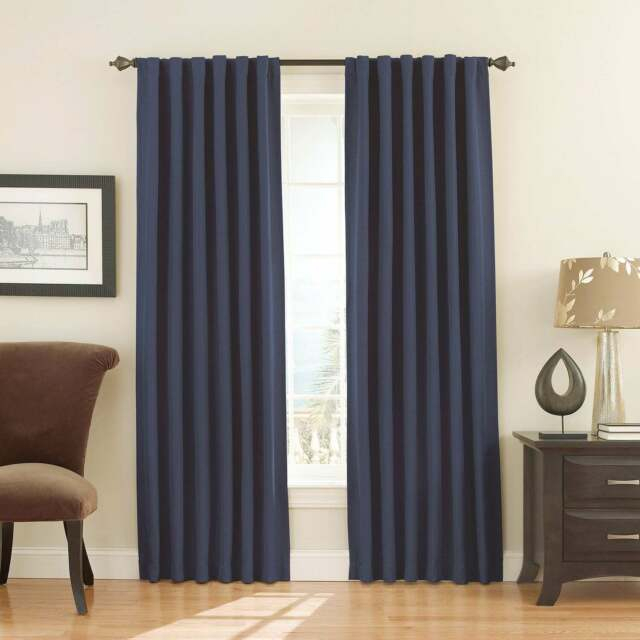 Eclipse Fresno Blackout Window Curtain Panel Inside Eclipse Kendall Blackout Window Curtain Panels (#4 of 19)