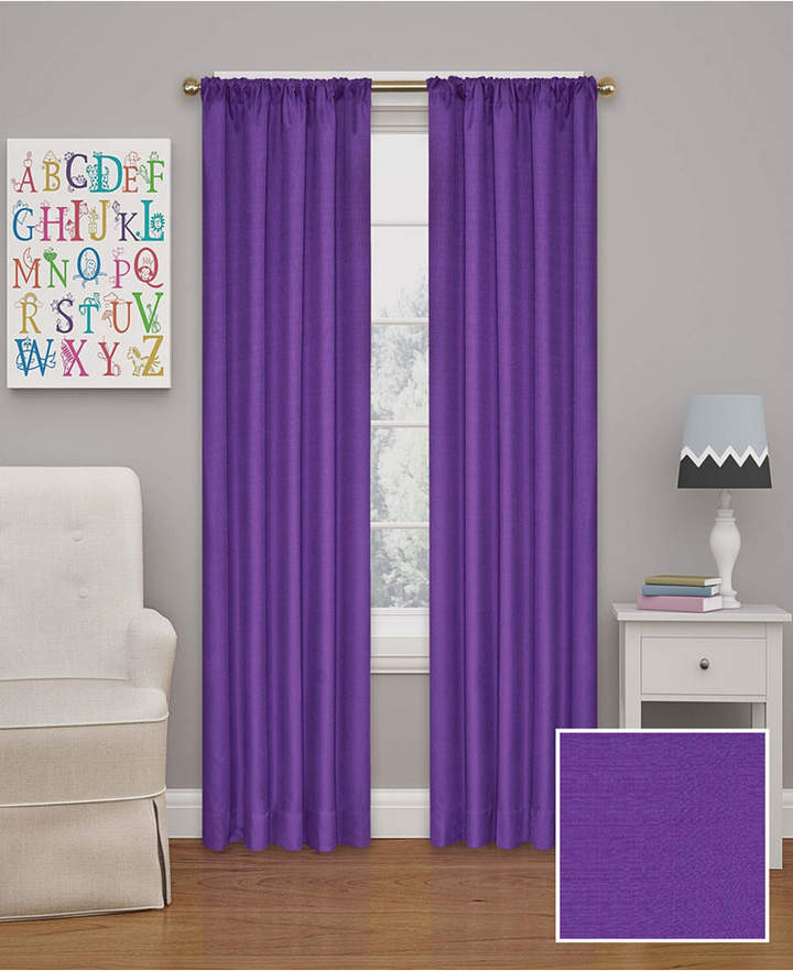 Eclipse Kendall Blackout Window 42 X 54 Curtain Panel In With Eclipse Kendall Blackout Window Curtain Panels (#5 of 19)
