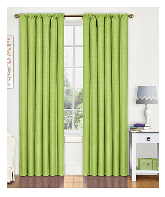 Popular Photo of Eclipse Kendall Blackout Window Curtain Panels