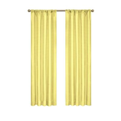 Eclipse Kendall Blackout Window Curtain Panel In Cafe – 42 Intended For Eclipse Kendall Blackout Window Curtain Panels (View 10 of 19)