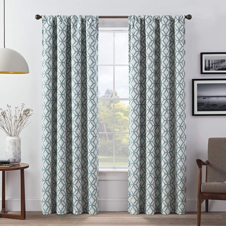 Eclipse Lollie Blackout 2 Pack Window Curtains | Products Throughout Eclipse Caprese Thermalayer Blackout Window Curtains (View 18 of 30)