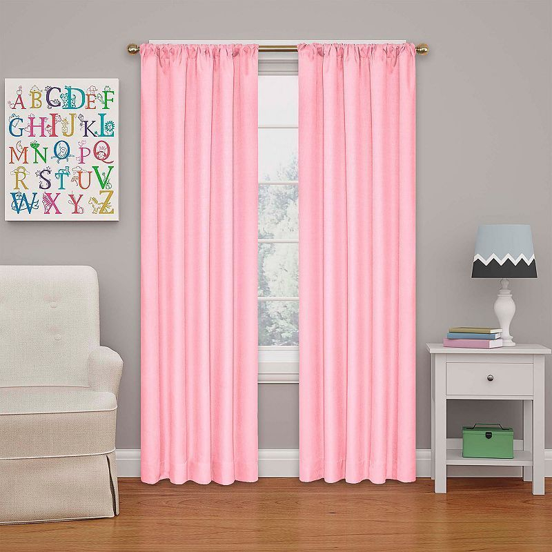 Eclipse Myscene Eclipse Thermaback Blackout 1 Panel Myscene Throughout Thermaback Blackout Window Curtains (#22 of 36)