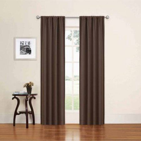 Eclipse Phoenix Blackout Window Curtain Panel Pair For Eclipse Solid Thermapanel Room Darkening Single Panel (#6 of 31)