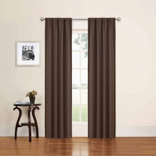 Eclipse Phoenix Blackout Window Curtain Panel Pair With Regard To Eclipse Darrell Thermaweave Blackout Window Curtain Panels (#21 of 50)