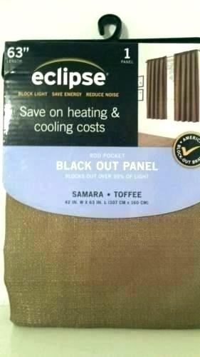 Eclipse Thermaback Blackout Curtains – Bramstokercentre With Eclipse Corinne Thermaback Curtain Panels (View 4 of 29)