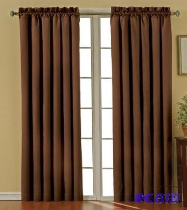Eclipse Thermaback Canova Blackout Window Panels Light Throughout Thermaback Blackout Window Curtains (#26 of 36)