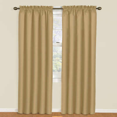 Popular Photo of Eclipse Corinne Thermaback Curtain Panels