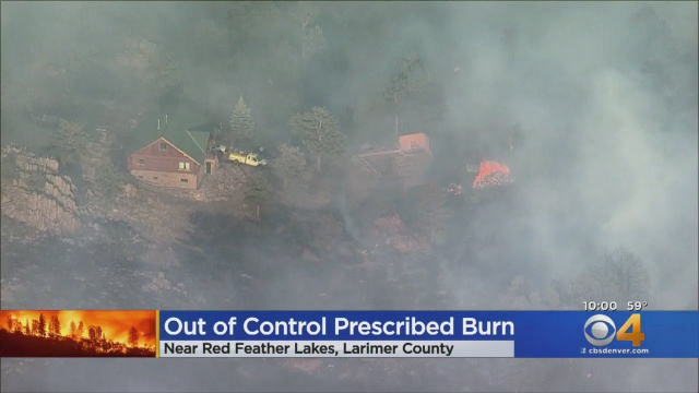Elk Fire Was Prescribed Burn That Got Out Of Control – Air (View 42 of 50)