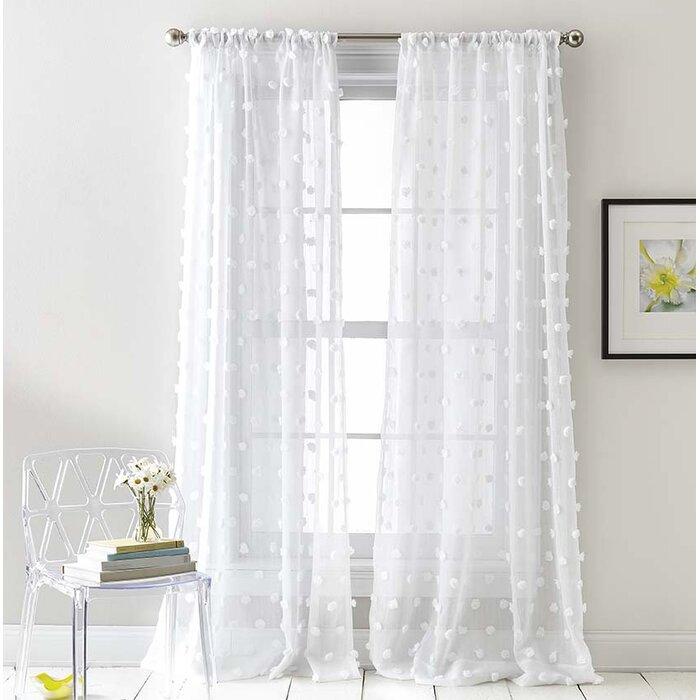 Popular Photo of Ella Window Curtain Panels