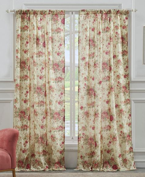 Ellis Curtain Victoria Park Tailored Curtain Panel With Ties Pertaining To Grainger Buffalo Check Blackout Window Curtains (View 15 of 50)