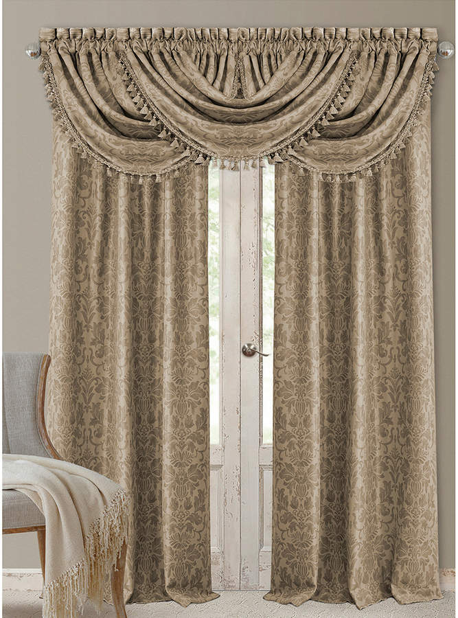 Elrene Antonia 108 Blackout Window Curtain In 2019 With Elrene Mia Jacquard Blackout Curtain Panels (View 16 of 37)