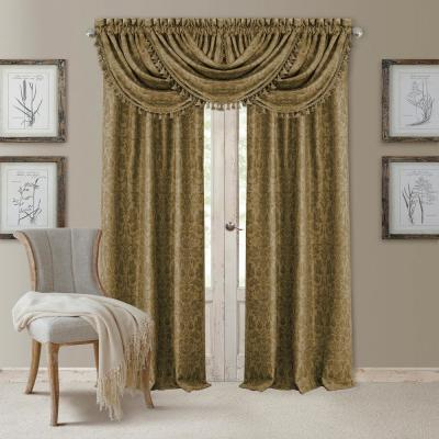 Elrene Darla Tonal Blackout Window Curtain 22791lgy – The Within All Seasons Blackout Window Curtains (View 6 of 48)