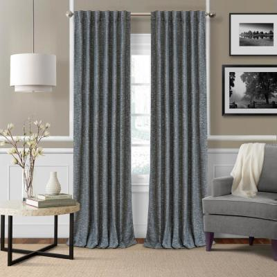 Elrene Devin Geometric Room Darkening Window Curtain Throughout Kaiden Geometric Room Darkening Window Curtains (View 12 of 39)