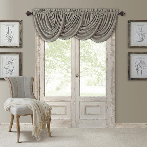 Elrene Home Fashions All Seasons Blackout Rod Pocket Curtain Within All Seasons Blackout Window Curtains (View 27 of 48)