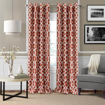 Elrene Home Fashions Aurora Kids Room Darkening Layered Inside Elrene Aurora Kids Room Darkening Layered Sheer Curtains (View 15 of 40)