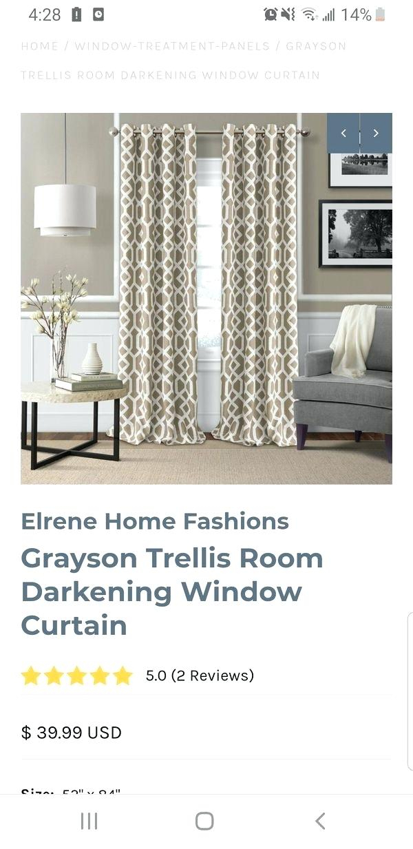Elrene Home Fashions In Elrene Aurora Kids Room Darkening Layered Sheer Curtains (View 19 of 40)