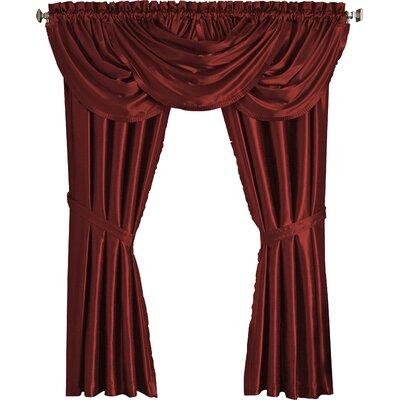 Elrene Home Fashions Mia Jacquard Damask Blackout Rod Pocket Throughout Elrene Mia Jacquard Blackout Curtain Panels (View 19 of 37)