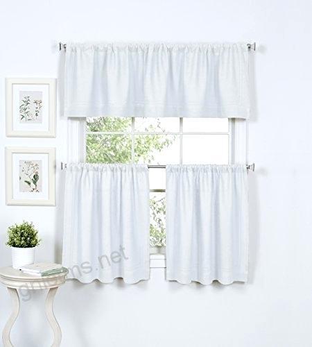 Elrene Home Fashions Throughout Elrene Aurora Kids Room Darkening Layered Sheer Curtains (View 21 of 40)