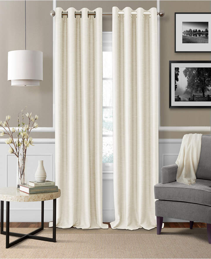Elrene Home & Living – Shopstyle Inside Grainger Buffalo Check Blackout Window Curtains (View 17 of 50)