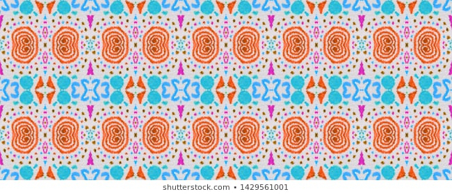 Embroidery Curtains Images, Stock Photos & Vectors For Lambrequin Boho Paisley Cotton Curtain Panels (#17 of 41)