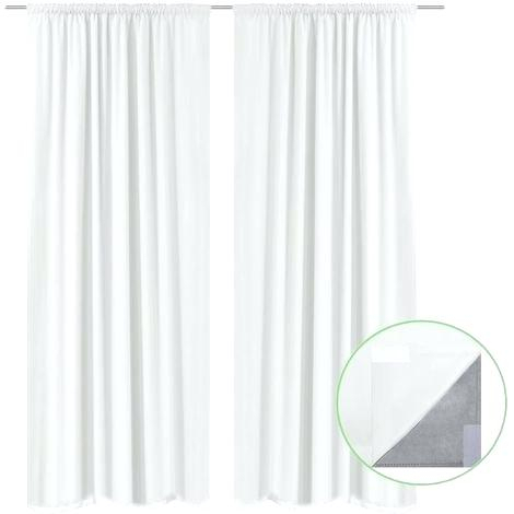 Energy Efficient Blackout Curtains – Clevergroup (View 4 of 31)