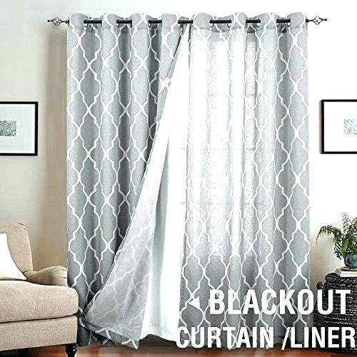 Energy Efficient Blackout Curtains – Clevergroup (View 6 of 31)