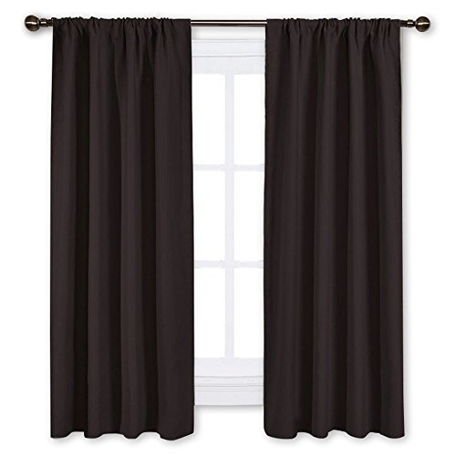 Energy Saver Curtains Intended For Primebeau Geometric Pattern Blackout Curtain Pairs (#14 of 38)