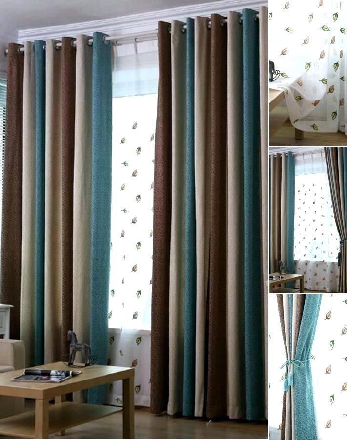 European Modern Curtain Panels – Corene (View 44 of 50)