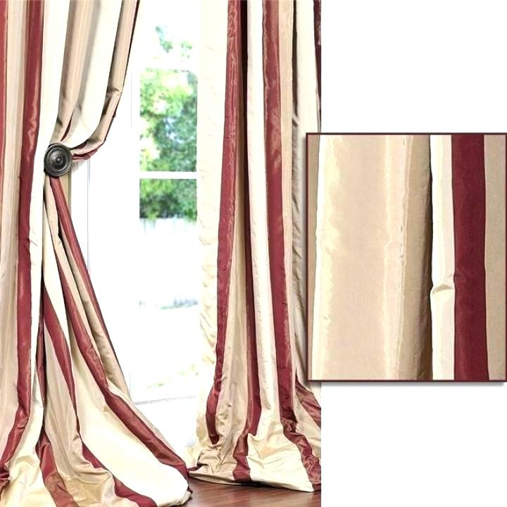 Exclusive Fabrics Curtains Exclusive Fabrics Signature Within Signature French Linen Curtain Panels (#12 of 50)