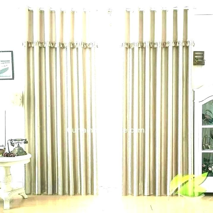 Exclusive Fabrics Curtains – Katchat In Faux Linen Extra Wide Blackout Curtains (View 19 of 50)