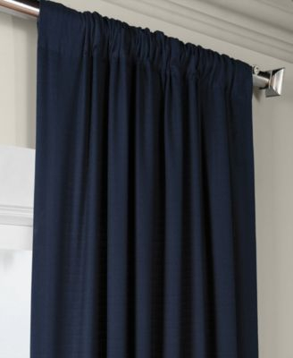 Exclusive Fabrics & Furnishings Bark Weave Solid Cotton 50 Throughout Bark Weave Solid Cotton Curtains (View 21 of 50)