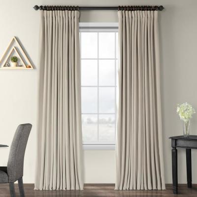 Exclusive Fabrics & Furnishings Blackout Signature With Signature Blackout Velvet Curtains (#9 of 50)