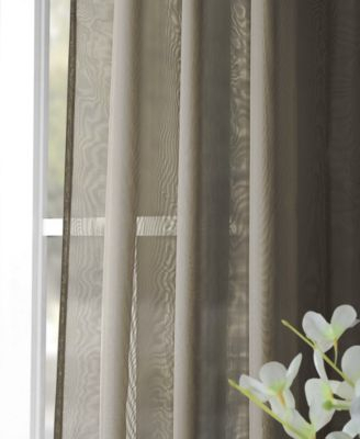 Exclusive Fabrics & Furnishings Signature Extra Wide Sheer Pertaining To Signature Extrawide Double Layer Sheer Curtain Panels (#21 of 50)