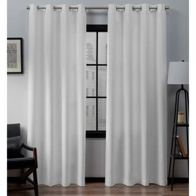 Exclusive Home Curtains Delano 54 In. W X 84 In (View 7 of 45)